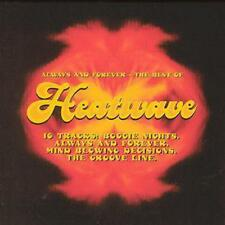 Heatwave Always and Forever The Best of CD Pop Disco Album 1996