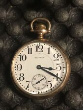 Model 19 Jewels Pocketwatch New listing