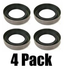 """(4) New GREASE SEALS Double Lip 1.719"""" x 2.565"""" 3500 lb Axle for National 473336"""