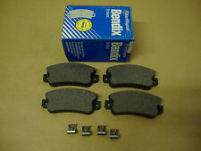 Seat Ibiza All Models With Bendix 1984 -1993  571464B Bendix Front Disc Pads