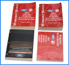 Service & Repair Manuals for Mercury Mariner for sale | eBay