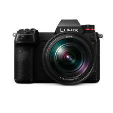 Panasonic LUMIX S1R 47.3MP Digital Mirrorless Camera with 24-105mm f/4 Lens