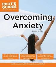 Overcoming Anxiety by Joni E. Johnston Paperback Book (English)