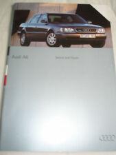 Audi A6 Saloon & Avant brochure Oct 1994