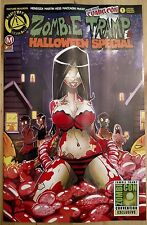 ZOMBIE TRAMP HALLOWEEN 2016 #1 VF+ exclusive NYCC COVER variant edition LIMITED
