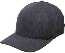 Hurley Cypress Hat Legion Blue Flexfit Baseball Cap
