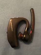 Plantronics Voyager 5200 Wireless Bluetooth Headset Used Good Working Condition