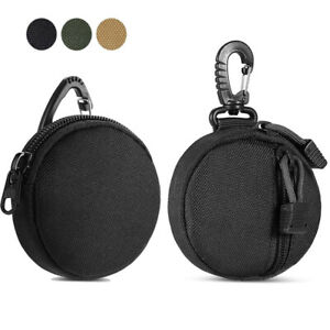 Tactical Wallet Key Pouch EDC Mini Coin Purses Multi-function Waist Bags Outdoor