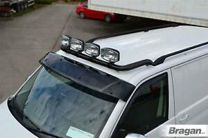 Roof Bar + Clamp + Spot For Ford Transit Tourneo Connect 2002-2014 Steel - BLACK