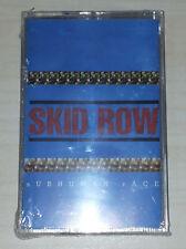 MC SKID ROW - SUBHUMAN RACE - MUSICASSETTA - NEW