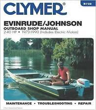 EVINRUDE JOHNSON OUTBOARD MOTOR 8 9.9 15 18 20 25 28 30 HP Service Repair Manual