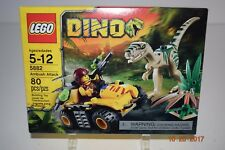 Lego 5882 - DINO Ambush Attack ~ Age 5+, 5883,5884,5885,5886 ~  NEW