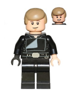 Lego Luke Skywalker 10236 Jedi Master, Endor Star Wars Minifigure