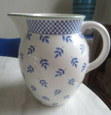 Large Rare Hard to Find 140 Oz Pitcher Switch 3 by Villeroy & Boch