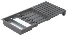 Blum AMBIA-LINE Messerhalter - oriongrau matt - Nr. ZC7M0200