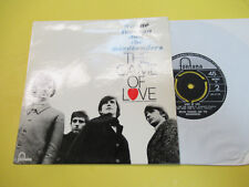 "WAYNE FONTANA AND THE MINDBENDERS - THE GAME OF LOVE 7"" 45 UK PIC SLEEVE PICTURE"