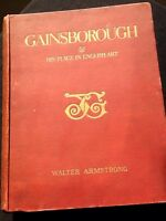 Gainsborough His Place  In English Art - 1898 - Walter Armstrong