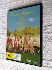 Moonrise Kingdom (DVD, 2012) R-2+4, LIKE NEW, FREE POST WITHIN AUSTRALIA
