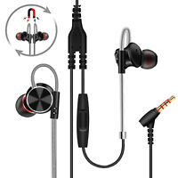 For Samsung Galaxy S8 S8+ Note8 Ear Buds IN-EAR Headphones Stereo Headset Magnet