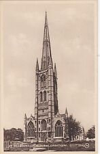 St. Wilfram's Church From South West, GRANTHAM, Lincolnshire