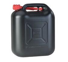 hünersdorff 813500 Kraftstoff-Kanister - 20L, Schwarz