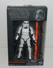 """Star Wars Black Series Stormtrooper 6"""" Figure #09 Orange Line"""