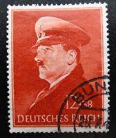 Deutsches Reich 772 , Geburtstag von A. Hitler , Gestempelt