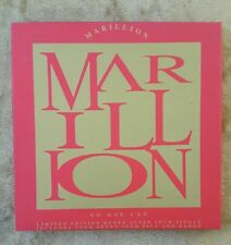 """MARILLION No One Can 7"""" 45RPM Record Box Set Pictures And Badge EMI Maril 14"""