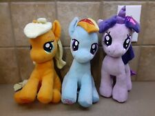 My Little Pony stuffed animal set of 3