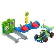 Disney Pixar Toy Story RC RC's Race Gear, Gas & Go! Playset Includes Race Car