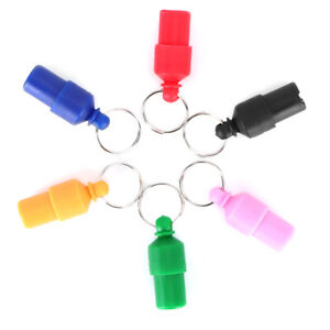 6Pcs Pet Anti Lost Pendant Puppy Cat Hollow Safe Collar ID Tag Pendant Colorful