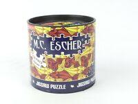 M.C. Escher 100 Piece Jigsaw Puzzle  2015  200 x 200mm by Lagoon  NEW