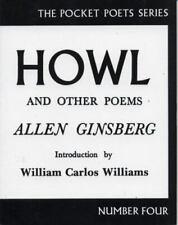 City Lights Pocket Poets Ser.: Howl and Other Poems by Allen Ginsberg (2001,...