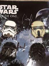 Disney Pin Star Wars ROGUE ONE Booster Set 4 Pin Sealed NEW