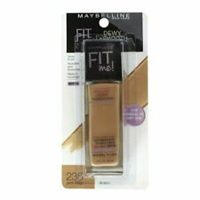 Maybelline Fit Me Dewy + Smooth Foundation 235 PURE BEIGE ✈️ SAME DAY SHIPPING