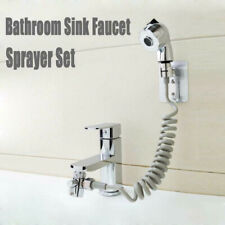 Bathroom Sink Faucet Sprayer Set