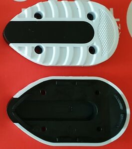 NEW ROSSIGNOL / LANGE SKI BOOT REPLACEMENT SOLES HEELS SA503 12 mm PAIR