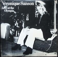 VERONIQUE SANSON  LIVE AT THE OLYMPIA DOUBLE 33T LP ELEKTRA 62.018 DISQUES NEUFS