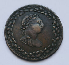 1812 LOWER CANADA ~ TIFFIN ~ HALF PENNY TOKEN
