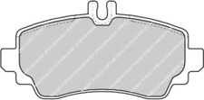 Front Brake Pad Set Fits Mercedes-Benz OE 1684200120 Ferodo FDB1303