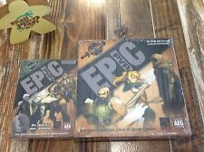 Epic PvP Fantasy and Expansion 1 Card Game New (Sealed) Bundle