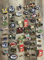 Mixed Lot of 52 Baseball Pins