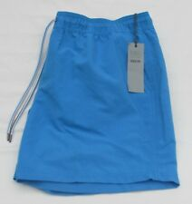Men`s Marks and Spencer Azure Blue Quick Dry Swim Shorts Size X Large