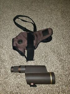 Leupold GR Gold Ring 12-40x60mm Spotting Scope With Case