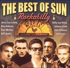 Various Artists : Best of Sun Rockabilly: 50th Anniversary CD