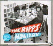 (74E) The Ripps, Holiday - DJ CD