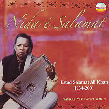Ustad Salamat Ali Khan-Nida E Salamat CD NEW
