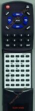 Replacement Remote for YAMAHA RAV206, RXV420, YHT34