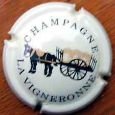 42b. La Laguna contour blanc Capsule de champagne SAVRY Didier