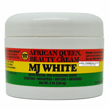 African Queen Beauty Cream Mj White 8 Oz / 226.4 g